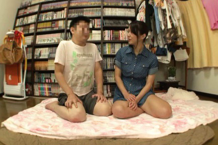 Kaede niiyama. Kaede Niiyama Asian with huge breasts rides dude mouth with pussy