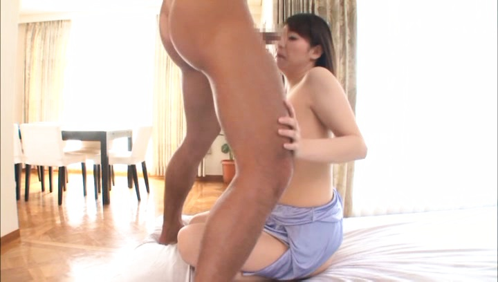 Mio sakuragi. Mio Sakuragi Asian has huge tits squeezed and haired pussy licked