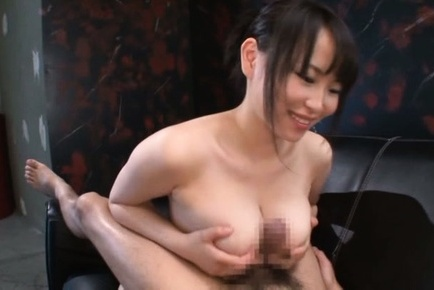 Akane yoshinaga. Akane Yoshinaga Asian touches penish with huge